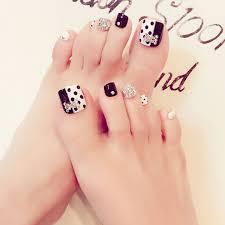 Cute Toenail Tips False Toe Nail Decals French Manicure Diy Nail Art Box C7 Broadway Nails Nail Courses From Goddare 25 83 Dhgate Com