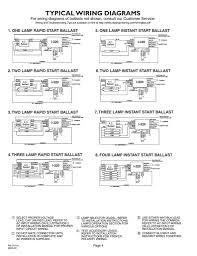 rapid start wiring diagram wiring library emergency ballast wiring diagram