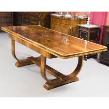 vintage art deco furniture. Vintage Art Deco Furniture. Antique Furniture - Walnut Dining Table Sold . H