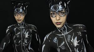 catwoman makeup tutorial gotham city sirens
