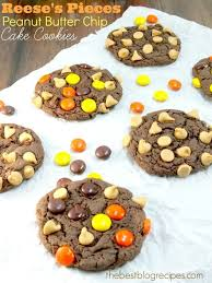 Reeses Pieces Cake Mix Cookies The Best Blog Recipes