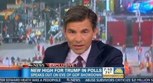 Image result for george stephanopoulos crying