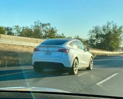 Tsla stock continues to present a sharp contrast to the rest of the auto market. Tesla Model Y Prototype Spotted With Unreleased Model 3 Unveil Wheels Electrek
