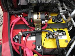 howto dual battery setup jeep wrangler forum here s a pic of the wiring diagram i drew up