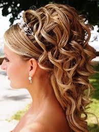 Half Ponytail Hairstyles Wedding Hairstyle Medium Length Hair Half Up Wedding Hairstyles