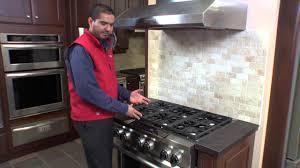 kitchenaid 36 pro style duel fuel range oven at caplan s appliances you