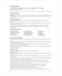 Sample Janitorial Resume Custodian Resume Sample Sample Resume