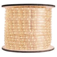 3 8 led rope lighting 120v. 3/8 in. - led warm white rope light image 3 8 led lighting 120v