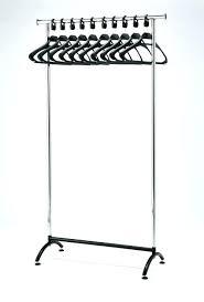 hanger clothes rack ikea australia stand plastic non slip closet organizer coat