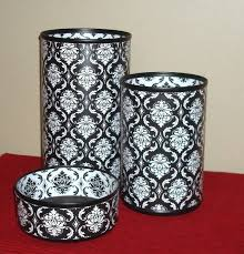 damask office accessories. Like This Item? Damask Office Accessories Etsy