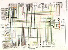 схема проводки на kawasaki zxr 750 1998 СкРад схем on nissan patrol kawasaki wiring diagrams honda motorcycle wiring