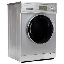 equator washer dryer. Delighful Equator Shop Equator 13 Lb Silver Convertible Combo Washer Dryer With Optional  Venting Condensing Drying  Free Shipping Today Overstockcom 8865891 To