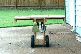 garden cart replacement wheels wooden kit lightweight wagon two wheeled plastic garden cart replacement wheels wagon