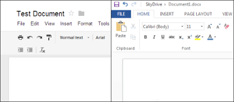 micresoft word google docs vs microsoft word online which one is better