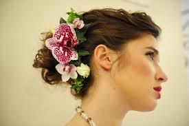Fresh Flower Wedding Headpieces