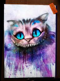 пин от пользователя мари на доске тату чеширский кот идеи для
