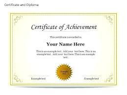 High School Diploma Certificate Format Template Fancy Design