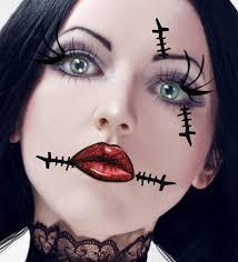 ed doll makeup tutorial her cus