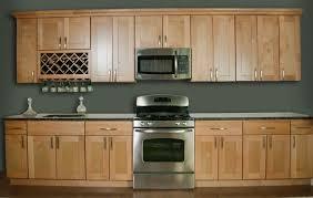 natural maple shaker kitchen cabinets rta maple kitchen