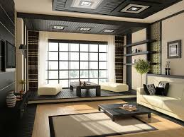Interior Design For Living Room Walls Japanese Interior Design Ideas In Modern Home Style Http Www
