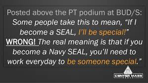 Navy Seal Quotes 48 Best Posted Above The PT Podium