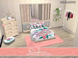 neinahpets' Daphne Bedroom Collection {Mesh Required}