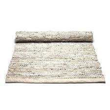 rag rug runner beige leather rag rug rag rug runner diy