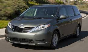 2011 Toyota Sienna puts minivans back on the map ...