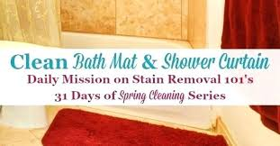 how to clean bathroom rugs your bath mat and shower curtain as part easy how to clean bathroom rugs