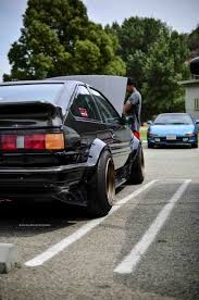 toyota levin ae86 drift - car pictures