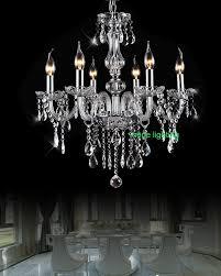 Luxus Gelb Geblasen Glas Kronleuchter Moderne Kristall Kronleuchter