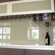 back painted cabinet glass backsplash in kitchen colored glass gallery residential s