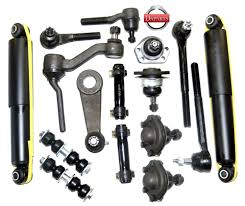 1996 Chevrolet Blazer Auto Suspension Ball Joint Shocks Absorbers ...