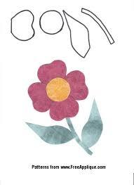 Applique Patterns Flowers