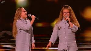 Dani harmer comes fourth on 'strictly'. The Voice Kids Meet Twins Nancy And Betsy Coached By Dani Harmer