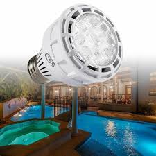 Inground Pool Lights For Sale 120v 25w E26 White Underwater In Ground Swimming Pool Led