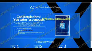 free psn gift card code 50 psn voucher code from sony for free 2016 august