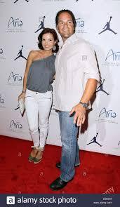 Mike and Alicia Piazza Michael Jordan Celebrity Invitational ...