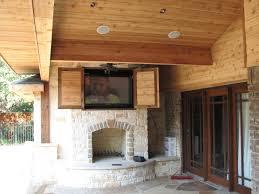 baby nursery agreeable tv installations unisen media llc photo outdoor install over stone fireplace panasonic