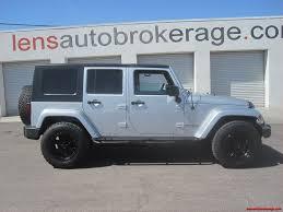 2007 Jeep Wrangler Unlimited Sahara for sale in Tucson, AZ | Stock ...