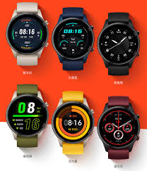 Xiaomi Mi Watch Color Sports - Full ...