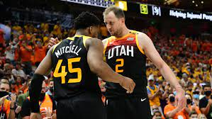 Clippers vs. Jazz score, takeaways: Donovan Mitchell leads Utah to comeback  win over Los Angeles in Game 1 - CBSSports.com