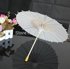 2019 whole white mini paper umbrellas diy toy parasol umbrella for children 30cm dia from stunning88 28 12 dhgate com