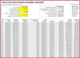 Mortgage Amortization Spreadsheet amortization schedule calculator free Lovely free mortgage home loan 1
