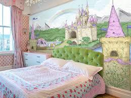 princess castle themed wallpaper