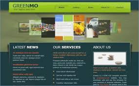 Free Css Website Templates Impressive Free Css Template Download For College Website Website Templates