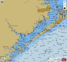 West Galveston Bay Depth Chart Drum Bay To Galveston Bay Marine Chart Us11322_p96