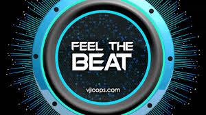 Feel The Beat Vj Vjloops Visuals Music Animation Edm Beat