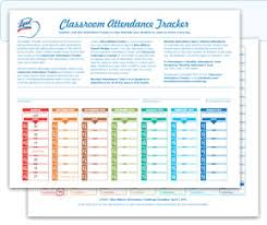 Attendence Tracker Get Your Attendance Trackers Now
