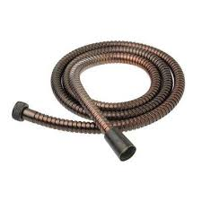 metal 59 in shower hose in oil rubbed bronze
